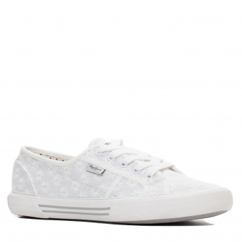 Pepe Jeans tennised Aberlady Lace