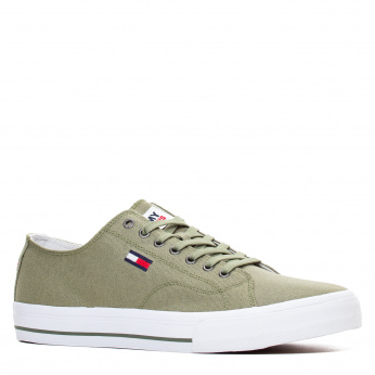 Tommy Hilfiger tennised Long Lace Up