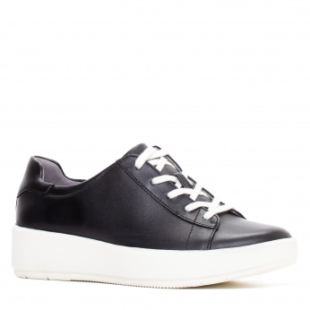 Clarks nahast tennised Layton Pace