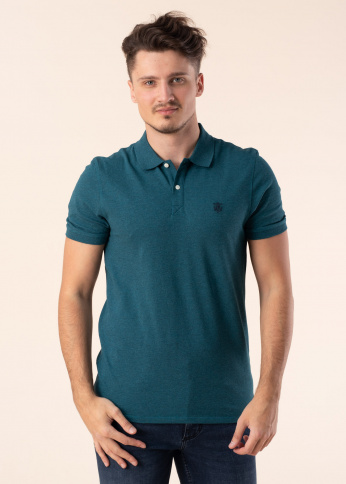 Selected polo krekls Aro